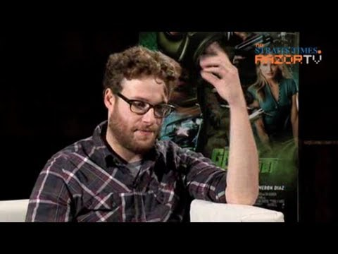 He taught Jay Chou how to swear (Seth Rogen Pt 3)