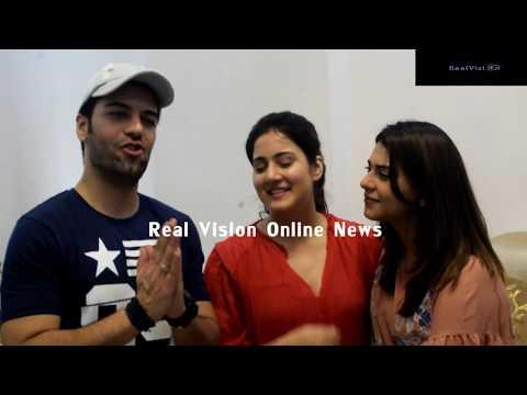 Poonam Preet Birthday Segment /Aditi Rathore/Sanjay Gagnani exclusive Real Vision Online News