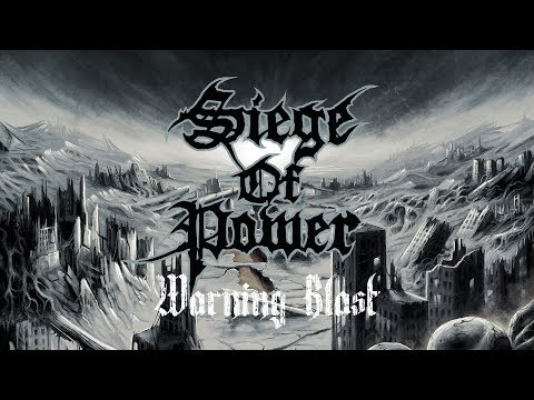 "Siege Of Power ""Warning Blast"" (FULL ALBUM)"
