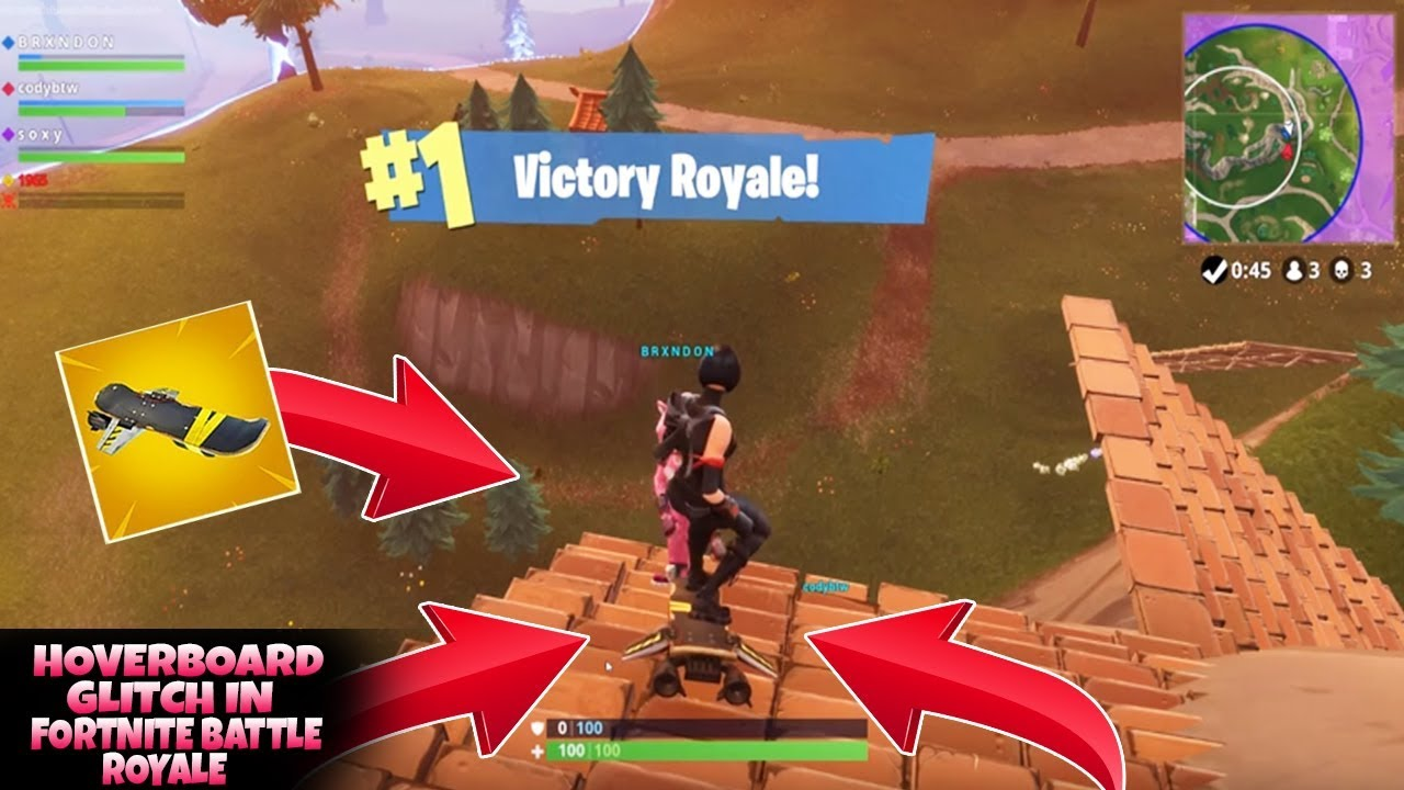 how to glitch the hoverboard in fortnite battle royale season 3 fortnite battle royale - hoverboard locations fortnite battle royale