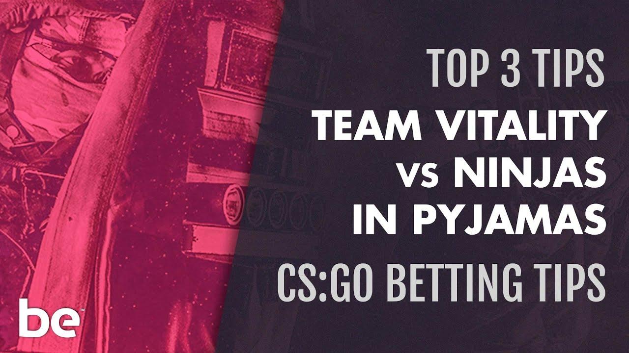 how to be a ninja csgo betting