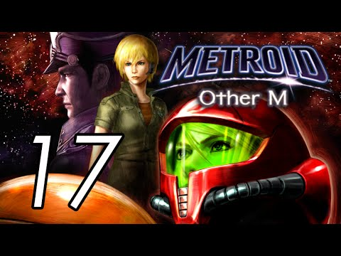 Let's Play Metroid: Other M [17] Geothermal power plant