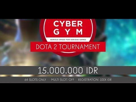 Cyber Gym - Dota 2 LAN Tournament - Day 1 - TP.NND vs BOOM.ID @Melonnumbawan