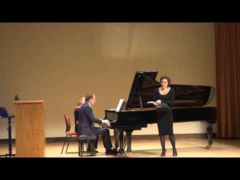 Professor Helen Abbott - Baudelaire in Song