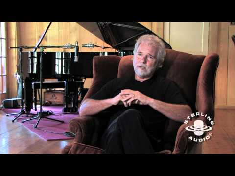 Chuck Leavell on Mic