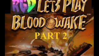 Xbox Original Game : Blood Wake Pt 2 Gameplay Commentary