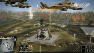 Tom Clancy's End War Voice Command Gameplay HD