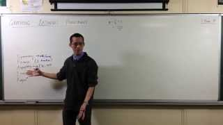 Introduction to Graphing Rational Functions (SFAIR)