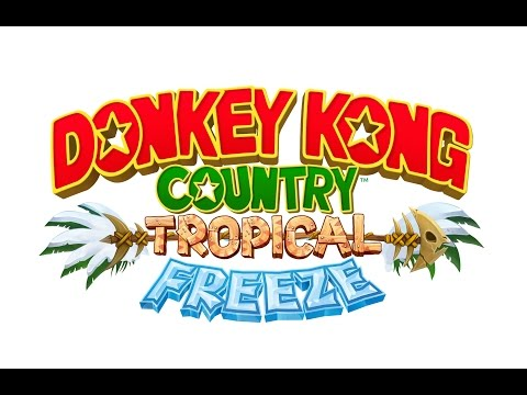 Anonymous Gamers - Donkey Kong Tropical Freeze - Ep 1