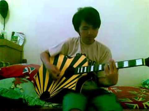 Rhoma irama - Modern (Guitar Cover By Akbar Ariesma)