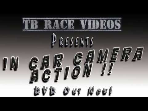 In Car Camera Action DVD - TB RACE VIDEOS