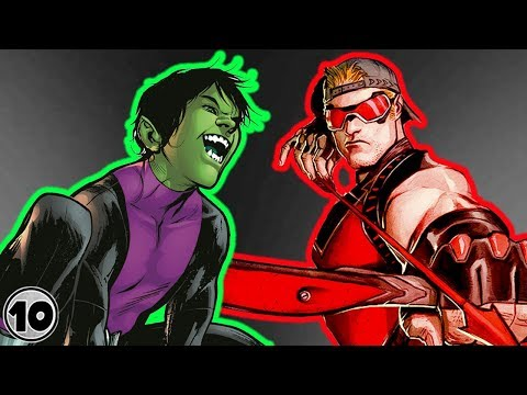 Top 10 Teen Titans With Power Restrictions