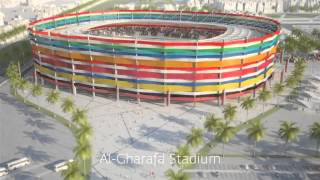 Những sân vận động tuyệt đẹp của World Cup 2022