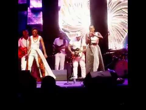 Sanyu & MoRoots For The Children Concert, Kampala, Uganda