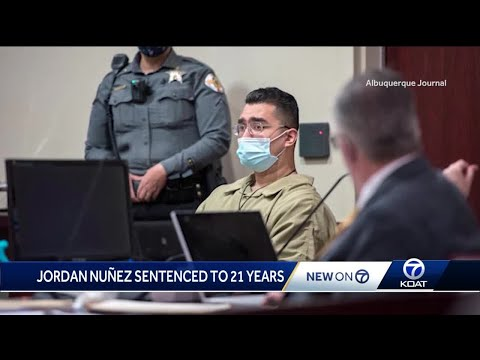 Jordan Nuez sentenced to 21 years in prison for brothers death