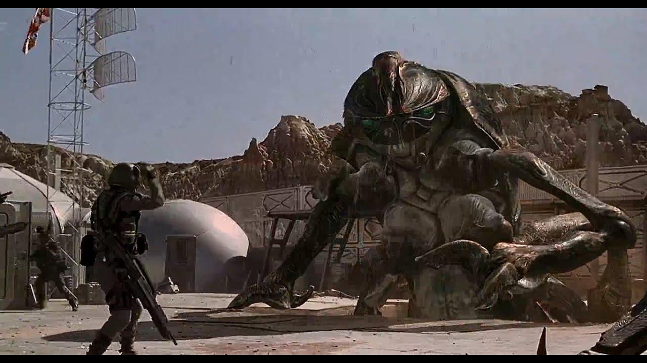 Starship Troopers Kinox