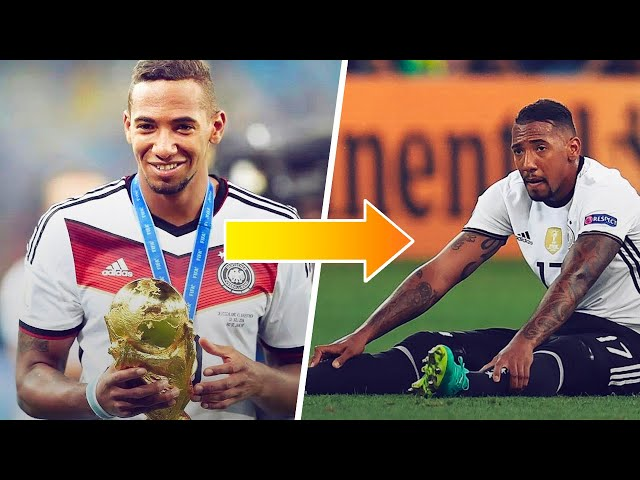 What the hell happened to Jérôme Boateng? - Oh My Goal