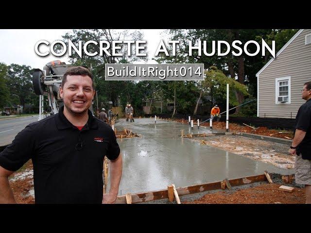 Concrete at Hudson | #BuildItRight 014