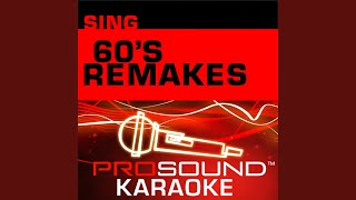My Girl (Karaoke with Background Vocals) (In the Style of Temptations)
