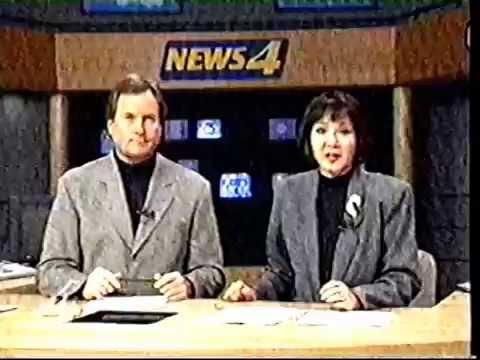 KITV 4 News at 5 Honolulu 1996 Open