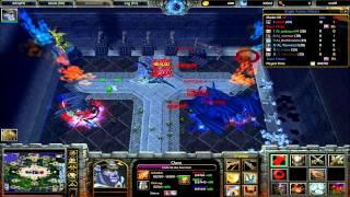 Warcraft 3 frozen throne алкоголизм с ботами