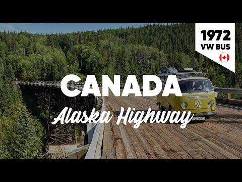 Elch mit Jungem in einem See am Alaska Highway bei Watson Lake Yukon Kanada 2014 from YouTube · Duration:  1 minutes 52 seconds