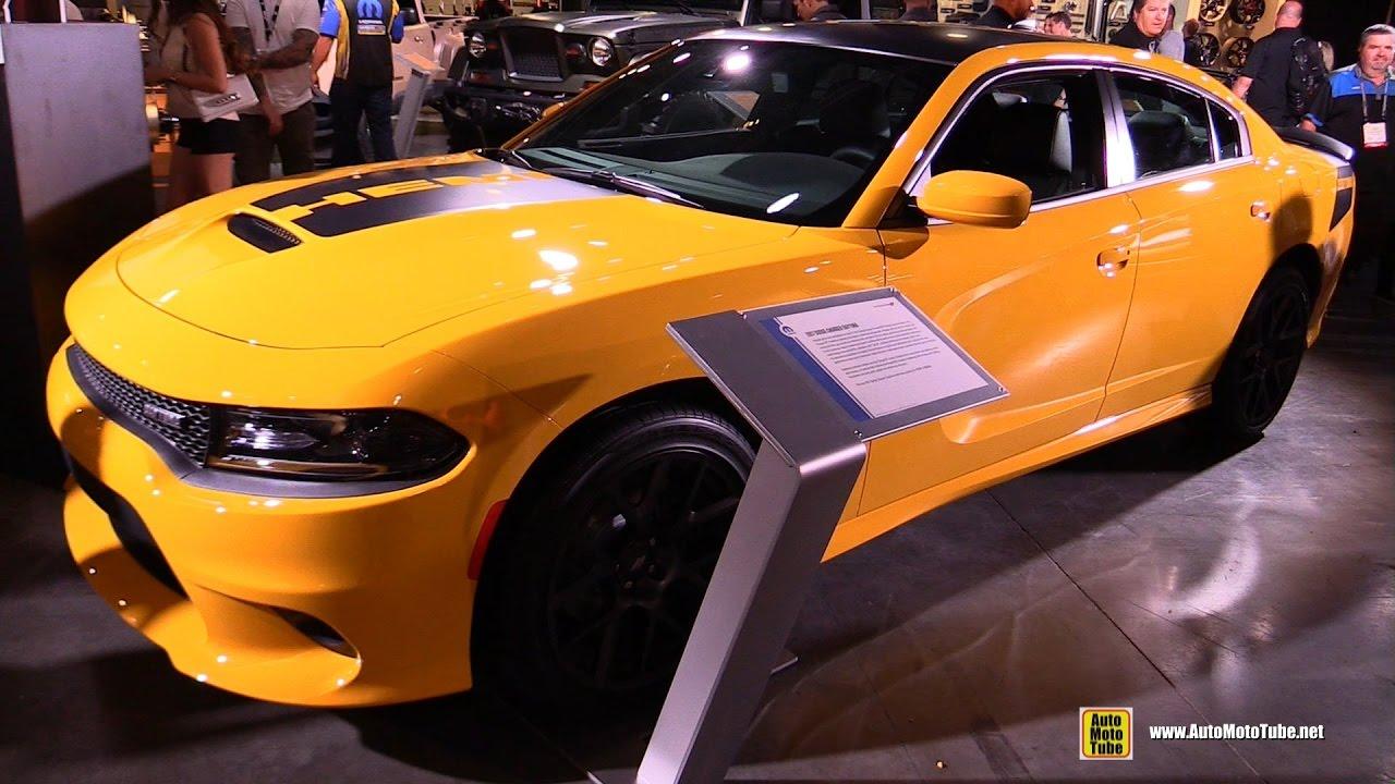 2017 Dodge Charger Daytona Exterior And Interior Walkaround 2016 Sema You