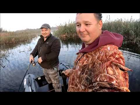 Рыбалка на щуку в заливе Каснодарского водохранилища
