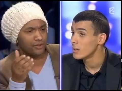 Mustapha El Atrassi - On n'est pas couché 3 février 2007 #ONPC