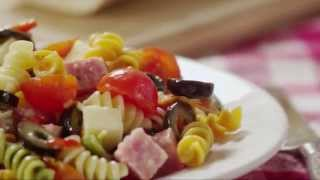 Salad Recipes - How To Make Pasta Salad