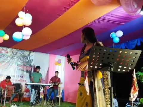 Gitanjali Das's Seleng Song Performed By Elisha Boro/Lohor Melody Band