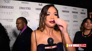 #LALOCALBUZZ Sarah Jane Crawford at O' Gara La fashion Week