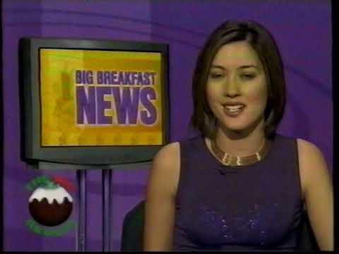 The Big Breakfast - News Headlines Yearly Roundup - 25th Dec 2000