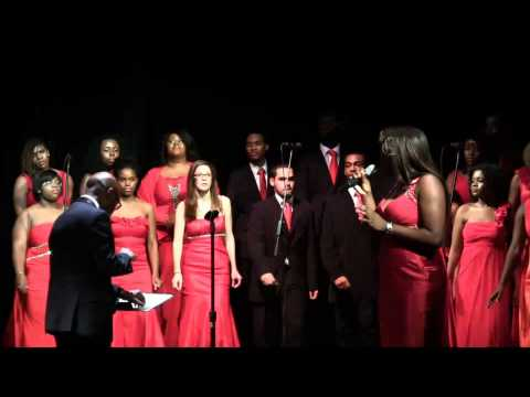 St. John's University Voices of Victory - 24th Annual Holiday Concert (12/8/12)
