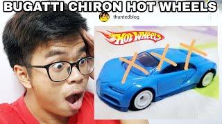 BREAKING NEWS: Hot Wheels BUGATTI CHIRON 2019