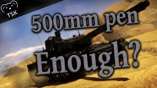 Enough Penetration? - AMX-40 - (War Thunder Gameplay)