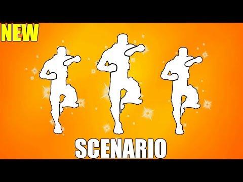 FORTNITE SCENARIO EMOTE (1 HOUR)