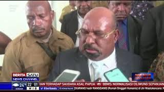 Lukas Enembe Ancam Pulangkan Seluruh Mahasiswa Papua di Pulau Jawa