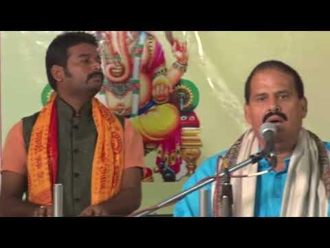 """Nimiya Ke Dal Maiya Daleli Jhulanwa  Live Bharat Sharma """"Vyas"""""""