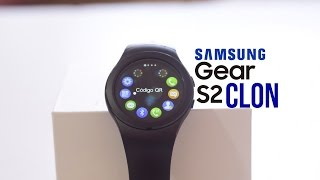 Video NO.1 G3 Smartwatch Chino Bonito y Barato - CLON samsung gear s2 download MP3, 3GP, MP4, WEBM, AVI, FLV November 2018