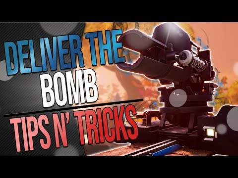 FORTNITE | HOW TO : DELIVER THE BOMB | Best Build & Strats For Beginners | Tips & Tricks
