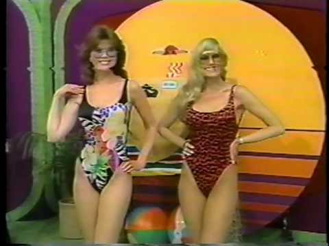 Janice Pennington & Holly Hallstrom Swimsuit Showcase Part 1