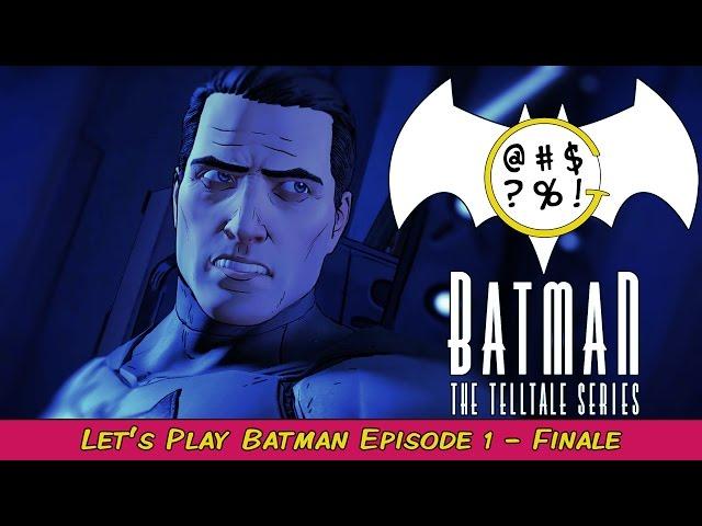 Batman: The Telltale Series - Episode 1 Part 7 | Grawlix Plays