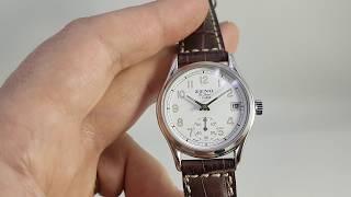 1990 Zeno de luxe vintage pilots watch with Unitas 6428 movement