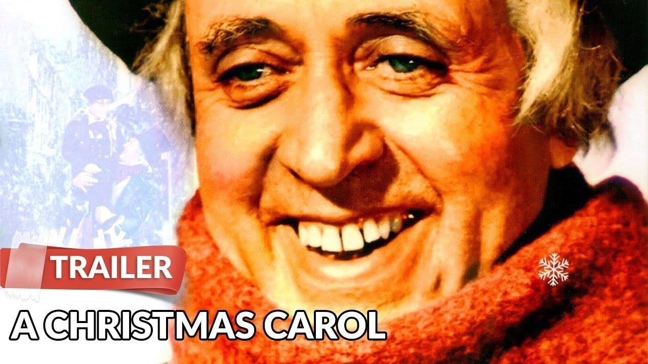 A Christmas Carol 1951 Trailer HD | 'Scrooge' | Alastair Sim | Jack Warner - YouTube