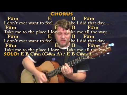 Under the Bridge RHCP Guitar Cover Lesson with ChordsLyrics   Munson