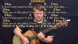 Under the Bridge RHCP Guitar Cover Lesson with ChordsLyrics   Munson