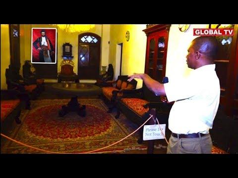 Maajabu Ndani ya Kasri la Sultani Sayyid Said (1856–1870) wa Zanzibar!