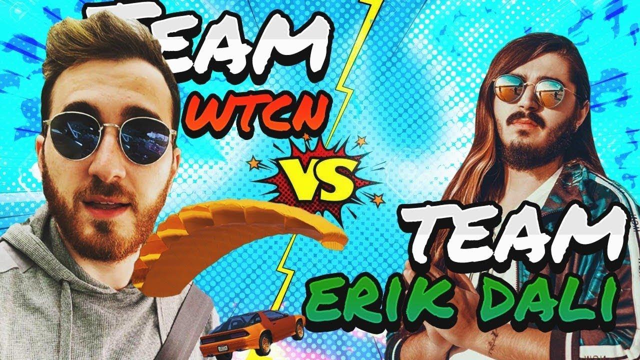 team wtcN vs Erik Dalı - GTA Kapışması