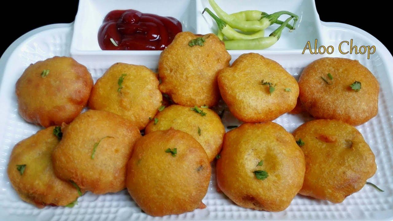 aloo chop banane ki recipe video Potato Chop / Aloo Chop (आलू चोप)  How to Prepare Bengali Aloo Chop  Recipe  Kolkata Snack Recipe
